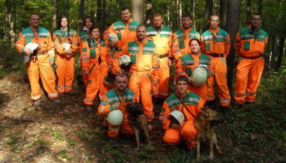 csoportkép 2010. március